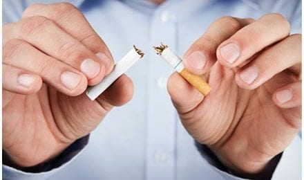 Listen to the Dentist and Quit Smoking!