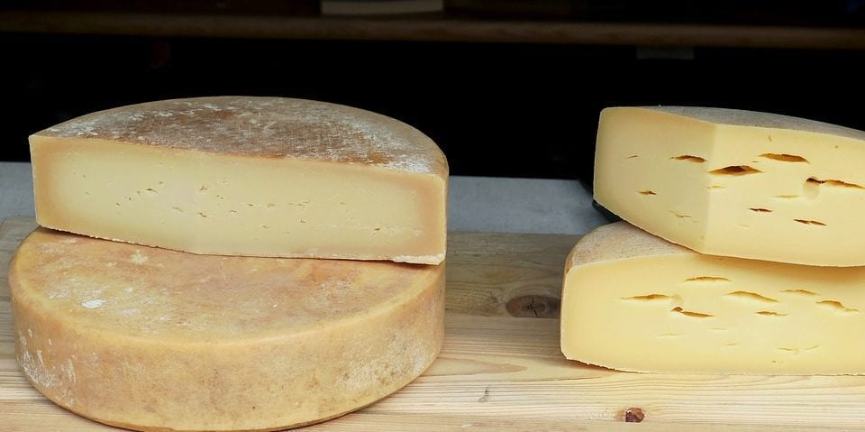 Eating Cheese May Prevent Cavities